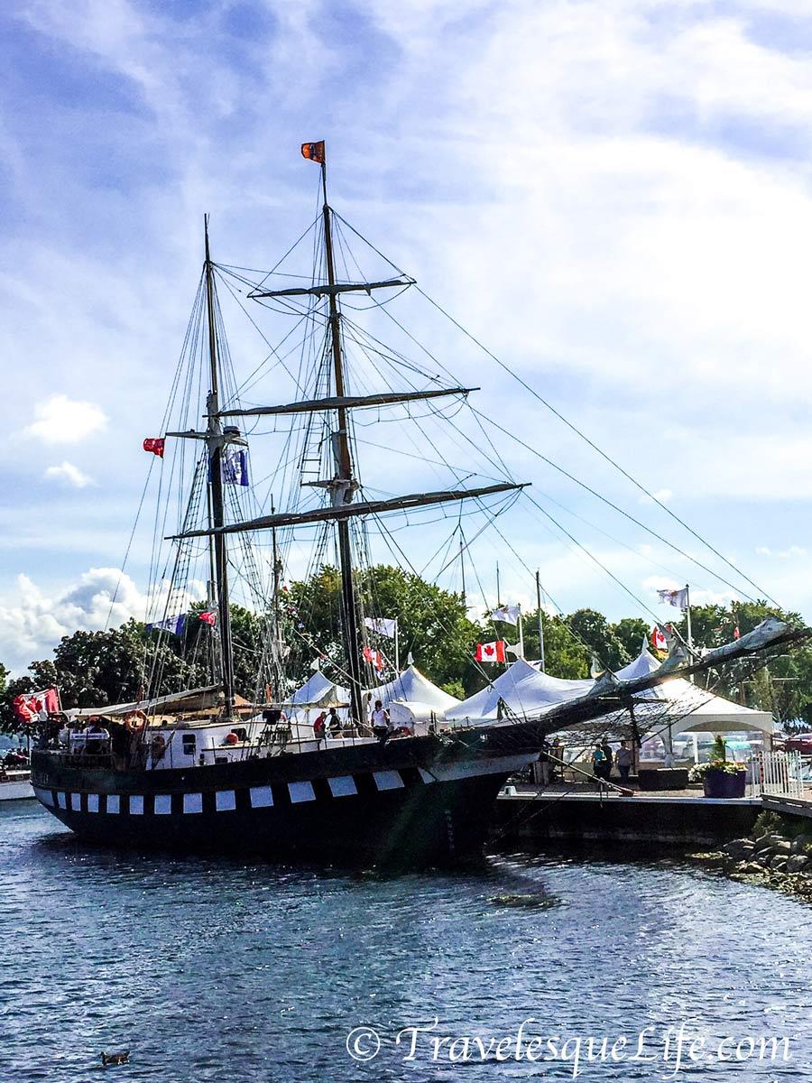 tall ships festival - travelesquelife.com