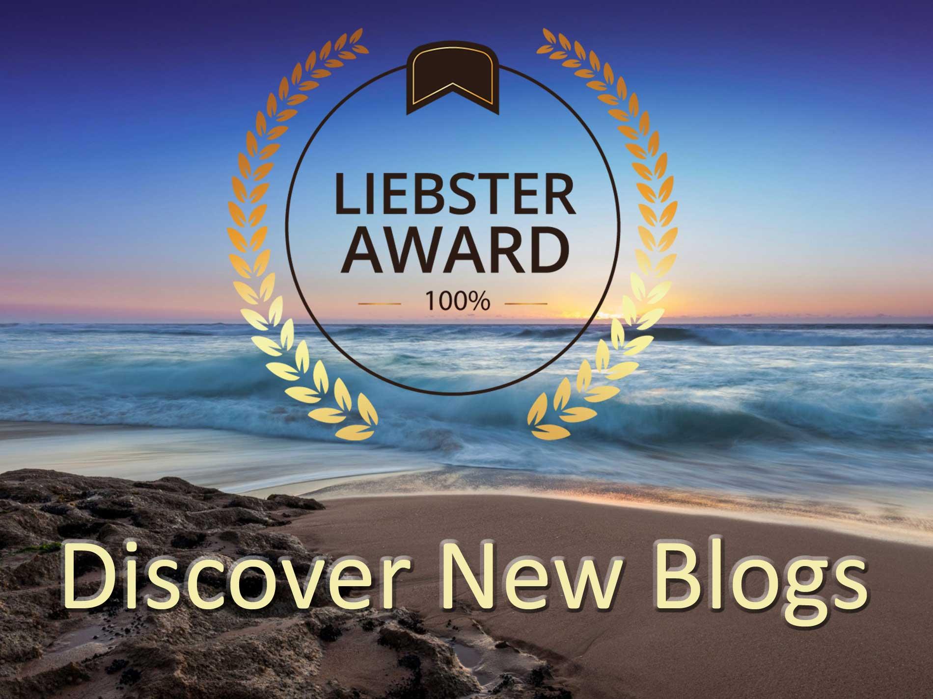 new blogger nomination award, liebster, travelesquelife